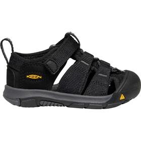 Keen Newport H2 Sandals Toddler black/keen yellow